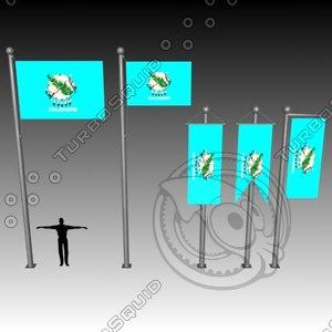 maya flag u