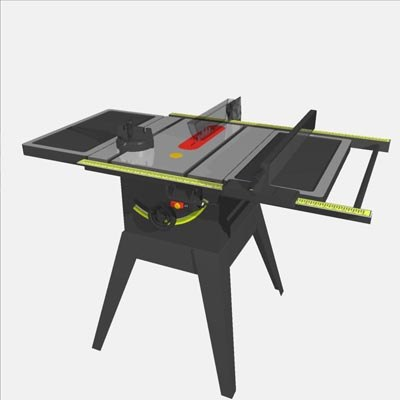 dxf table saw