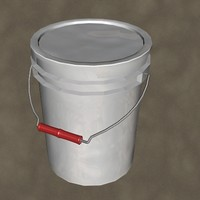large bucket zipped max