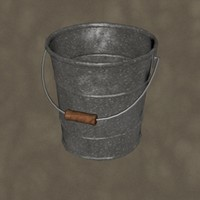3d pail zipped
