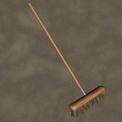 maya push broom zipped