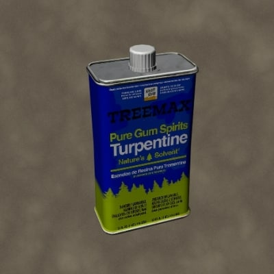 turpentine zipped 3d 3ds