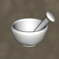 3ds max mortar pestle zipped