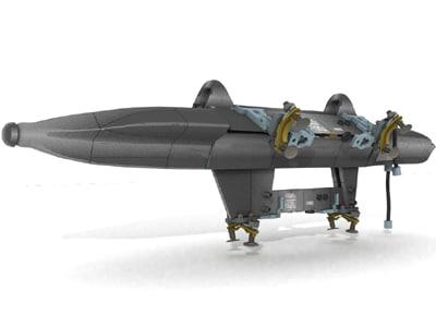 ejectrac 3d model