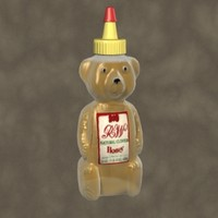 maya honey bear zipped