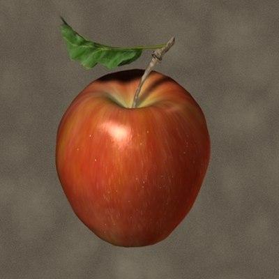 gordon apple zipped 3d model