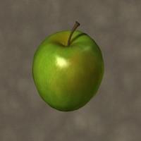 apple zipped 3d model