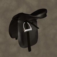max dressage saddle zipped