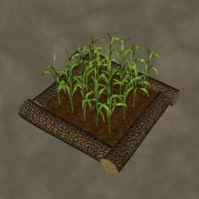 maya box garden corn zipped