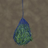 hay net zipped 3d model