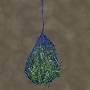 hay net zipped 3d model