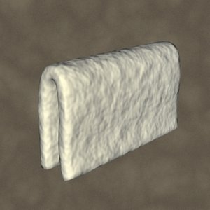 western felt pad zipped max