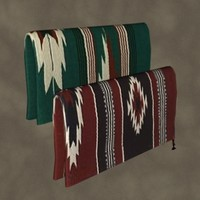 navaho saddle zipped 3ds