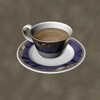 dxf china tea cup zipped