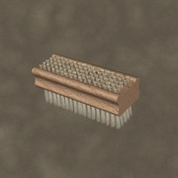 brush zipped 3d 3ds