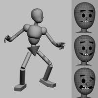 simpleguy readme 3d model