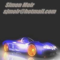 car sportscar 3ds