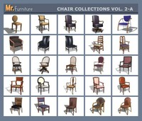 MrChair Vol-2 3ds