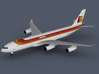 Airbus A340-300 Iberia