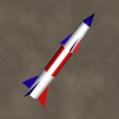 max rocket zipped