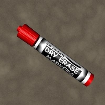marker pen zipped max