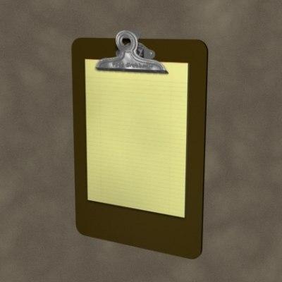 clipboard zipped 3ds