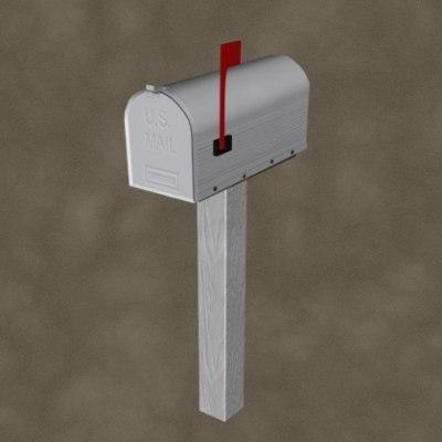 mailbox zipped 3ds