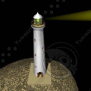 lighthouse fresnel max