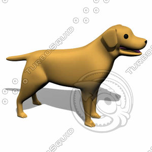 3ds dog friend friendly