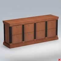 sideboard 3ds