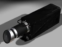 3d infraredsensor model