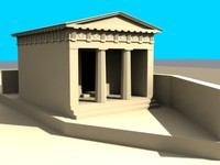 athenian treasury monument max