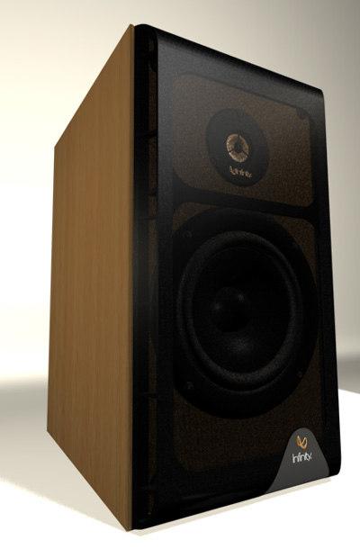 3d infinity speaker