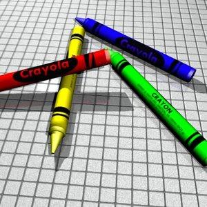 max crayons colors