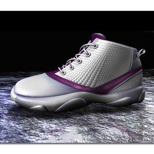 sport shoe 3d model