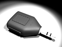 3d stereo y plug model
