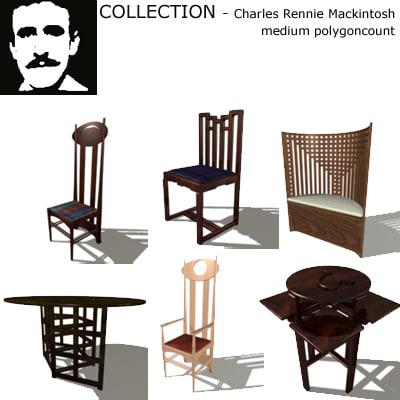 charles rennie 3d 3ds
