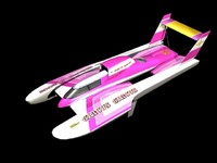 1993 u-31 miss circus 3d model