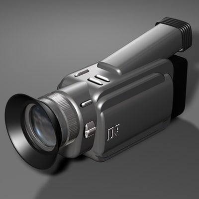cinema4d dv camcorder