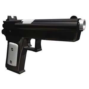 weapon 3d max