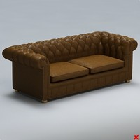 Sofa loveseat003.ZIP