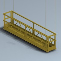scaffold 3d 3ds