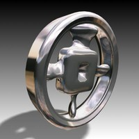 wheel hubcap max