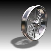 wheel hubcap alloy max
