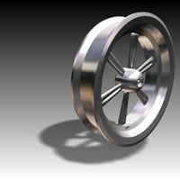 wheel hubcap hub max
