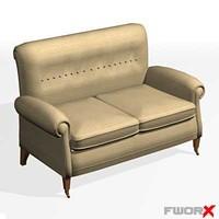 Sofa loveseat010_max.ZIP