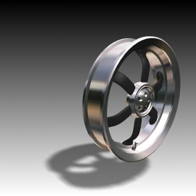 wheel hubcap alloy max
