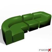 Sofa modular001_max.ZIP