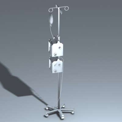 3ds max iv stand
