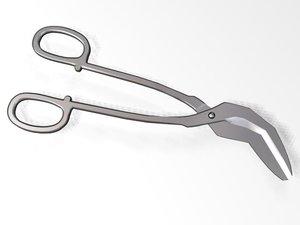 3d bandage scissors